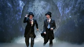 Bill Irwin and David Shiner in Old Hats. 