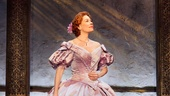 Marin Mazzie as Anna in The King and I.