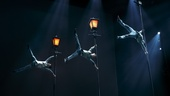 The cast of Cirque du Soleil PARAMOUR.  Photo by Joan Marcus