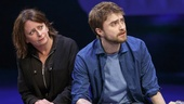 Rachel Dratch and Daniel Radcliffe in Privacy.