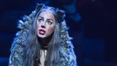 Leona Lewis as Grizabella in Cats.