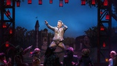 Will Chase as Shakespeare in Something Rotten!