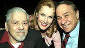 Erin Dilly gets between brothers Robert B. Sherman and Richard M. Sherman, who wrote the charming score.