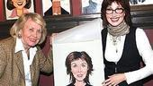 Dirty Rotten Scoundrels Sardi's Caricatures - Liz Smith - Joanna Gleason