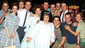 Marissa Jaret Winokur Back at Hairspray - group