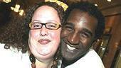 Actors' Fund Dirty Rotten Scoundrels Perf - Catherine Cook - Norm Lewis