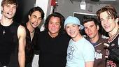Stars at Altar Boyz - Scott Porter - Ryan Duncan - Rosie O'Donnell - Danny Calvert - David Josefsberg - Andy Karl