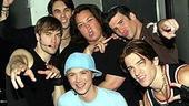 Stars at Altar Boyz - Scott Porter - Ryan Duncan - Rosie O'Donnell -David Josefsberg - Andy Karl - Danny Calvert