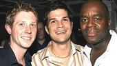 Avenue Q Anniversary/Las Vegas Party - Justin Bohon - Stephen Oremus - Ken Roberson