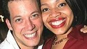 Avenue Q Anniversary/Las Vegas Party - John Tartaglia - Carmen Ruby Floyd