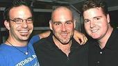 Avenue Q Anniversary/Las Vegas Party - Michael Brennan - David Benoit - Nicholas Kohn