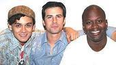 Jersey Boys Recording - Michael Longoria - Dominic Nolfi - Tituss Burgess