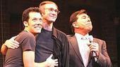 Avenue Q Vegas Opening - John Tartaglia - Rick Lyon - Steve Wynn