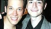 Avenue Q Vegas Opening - John Tartaglia - Jonathan Root