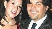 Avenue Q Vegas Opening - wife Kristen - Robert Lopez