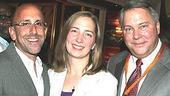 Avenue Q Vegas Opening - Scott Elliott - Jennifer Garvey - Geoffrey Rich