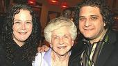 Avenue Q Vegas Opening - mom - grandmother - Jeff Marx