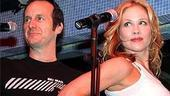 Christina Applegate at Splash - Denis O'Hare - Christina Applegate