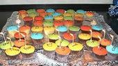Pawk/Dossett Mamma Mia party - cupcakes