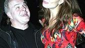 Brooke Shields Chicago Farewell Party - P.J. Benjamin - Brooke Shields