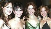 Jersey Boys Opening - Heather Ferguson - Sara Schmidt - Erica Piccininni - Jennifer Naimo