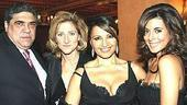 Jersey Boys Opening - Vincent Pastore - Edie Falco - Kathrine Narducci - Jamie-Lynn Discala