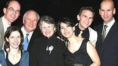 Jersey Boys Opening - John - Eileen - Bill - Patricia - Libby - Daniel Reichard - Michael