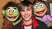 Zac Efron at Avenue Q - Zac Efron- Nicky - Kate Monster
