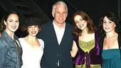 Steve Martin at Jersey Boys - Steve Martin - Jersey Gals