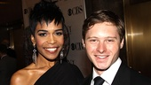 2010 Tony Awards Red Carpet  Michelle Williams  Bobby Steggert