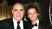 2010 Tony Awards Red Carpet  Alfred Molina  Eddie Redmayne