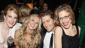 2010 Tony Ball  Katie Finneran  Laura Bell Bundy  Matthew Morrison  Jackie Hoffman