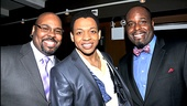2010 After Party – James Monroe Iglehart – Derrick Baskin – J. Bernard Calloway