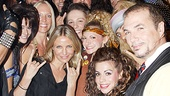 Cameron Diaz and A-Rod at Rock of Ages  cast  Cameron Diaz