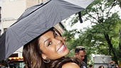 Jordin Sparks Behind the Scenes – Jordin Sparks umbrella