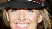 Nobody rocks headwear like Ms. Alice Ripley.