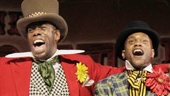 Show Photos - The Scottsboro Boys - Colman Domingo - Forrest McClendon