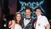 Rock of Ages wedding  Mitch Jarvis  Sharyn Krum  Paul Fontana  post-wedding