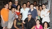 Lucas In The Heights – cast