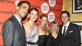 Trust Opening  Bobby Cannavale  Sutton Foster  Ari Graynor  Carole Rothman  Zach Braff
