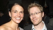 Trust Opening  Sutton Foster  Anthony Rapp 