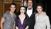 Jonas Addams  Kevin Jonas  Bebe Neuwirth  Merwin Foard  Nick Jonas