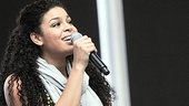 Bway on Bway 2010  Jordin Sparks  2