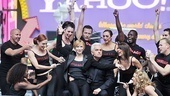 Bway on Bway  Chicago cast  2