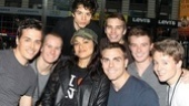 Bway on Bway 2010  Karen Olivo  Jets