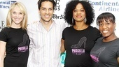 Bway on Bway 2010  Will Swenson - Ashley Spencer - Jacqueline Arnold - Anastacia McCleskey