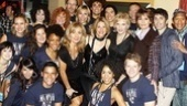 Bway on BWAY 2010  Mamma Mia! cast