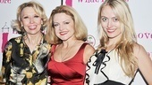 Talk about a divine trio! Former Love, Loss and What I Wore star Julie Halston brings along Alison Fraser and Amy Rutberg, her current co-stars from Charles Busch's fun nun comedy The Divine Sister.