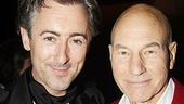 A Life in the Theatre Opening Night – Alan Cumming – Patrick Stewart
