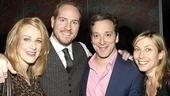Bloody Bloody Andrew Jackson opening night – Katie Finneran – Darren Goldstein – Jeremy Shamos – Nina Hellman